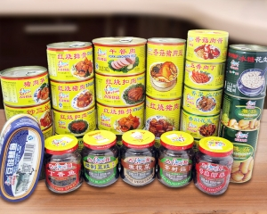 罐头食品 Canned Food Products